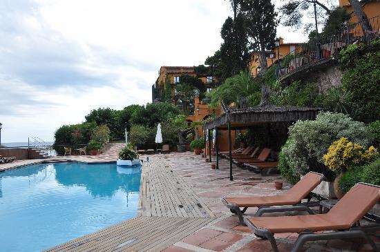 Rigat Park & Spa Hotel: pool