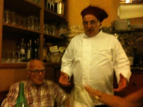 Ristorante Tommasini: Maestro Tommasini