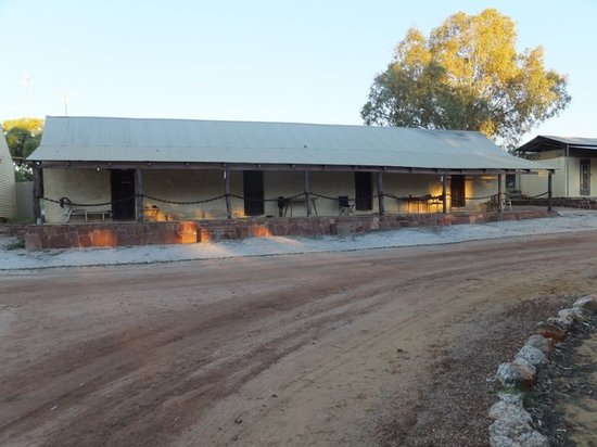 Murchison House Station: Shearers Quarters