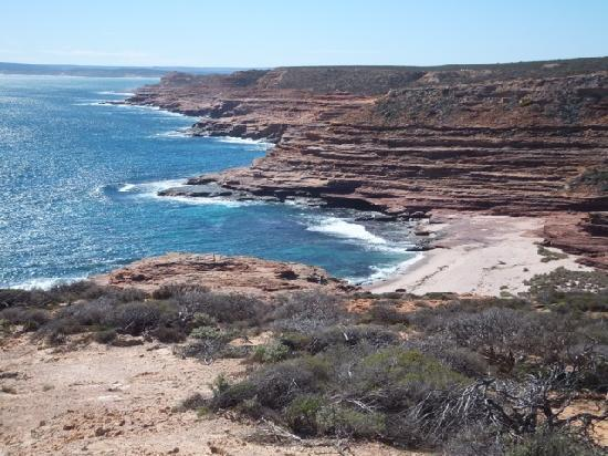 Murchison House Station: Kalbarri Coastline