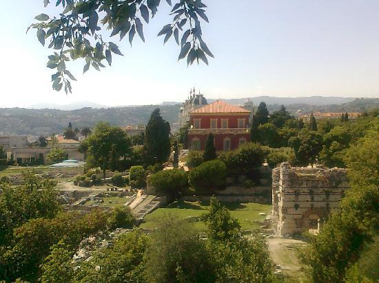 Monastere de Cimiez: Matisse museum & Roman ruins