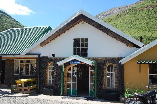 New  Oxbow  Lodge : Reception