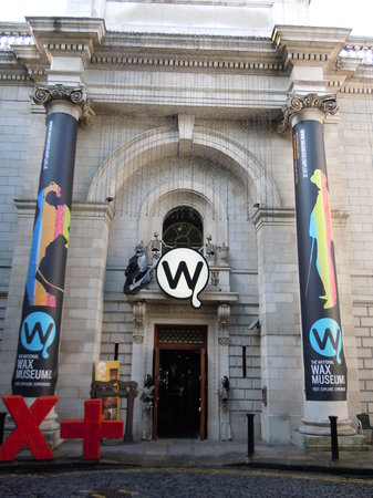 National Wax Museum Plus: Wax Museum Entrance