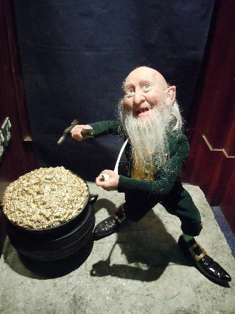 National Wax Museum Plus: You have to have a Leprechaun in Ireland