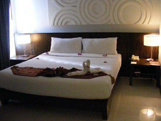 Nora Chaweng Hotel: The room