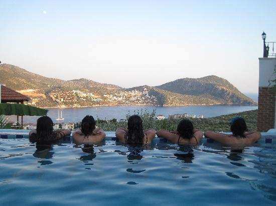 Villa Pisces: Everyone who stays here has a picture like this :-)