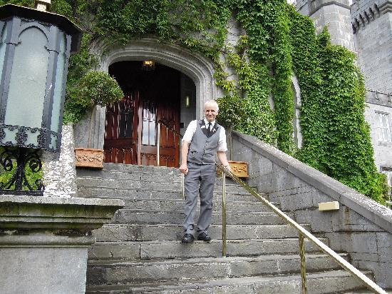 Dromoland Castle Hotel: The wonderful staff at Dromoland!