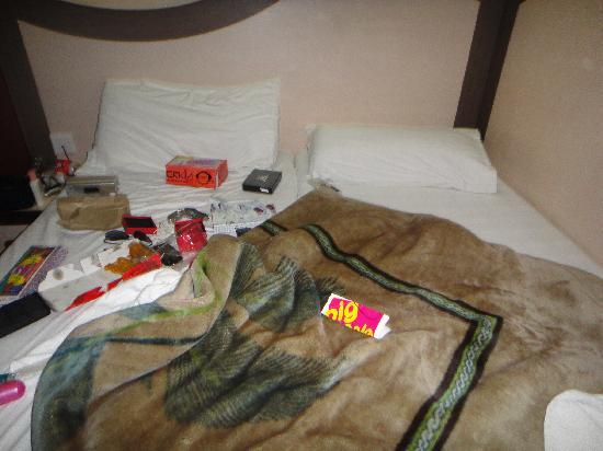 هوتل كواليتي: this was our room