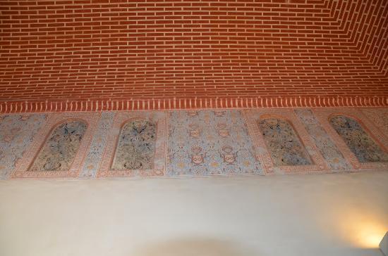 Alcazaba (fort) : Celing