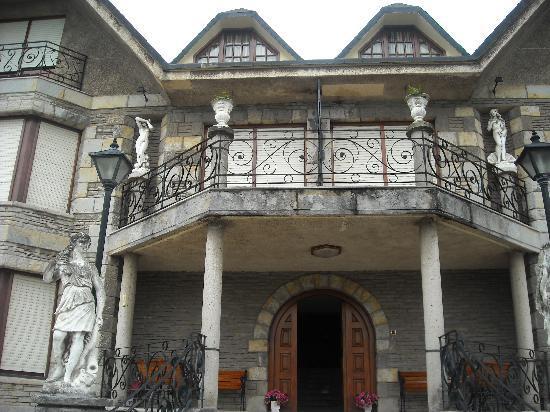 Hotel Antoyana: esterno
