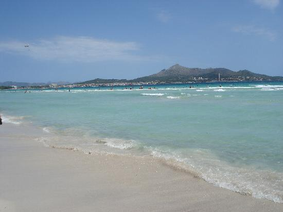 Hotel Condesa de la Bahia: Stunning beach