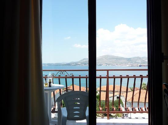 Villa Katarina: That`s what I saw each morning from my room!
