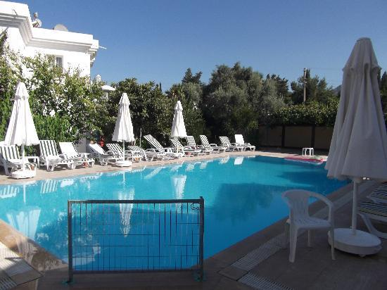 Bitez, Turkey: one fo the three pools