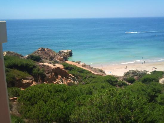 Auramar Beach Resort: View from Aurmar beach resort D block