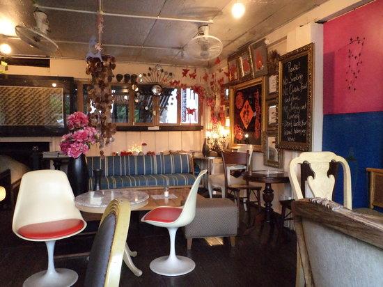 Limau Limau Cafe : upstairs hang out