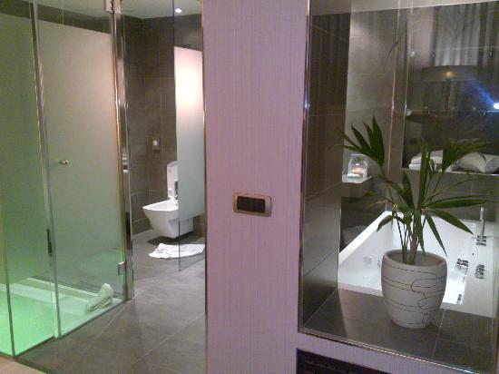 Hotel Isla Mallorca & Spa: el baño