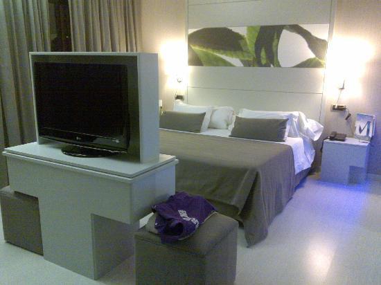 Hotel Isla Mallorca & Spa: la cama