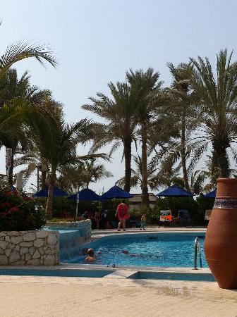 JA Jebel Ali Beach Hotel : Main Pool