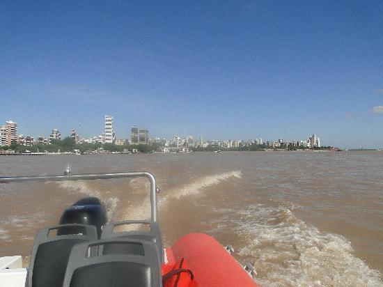 Rosario Sail : le bateau