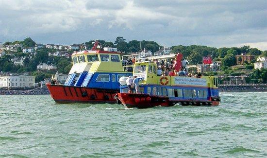 Stuart Line Cruises: Tudor Rose & Pride of Exmouth