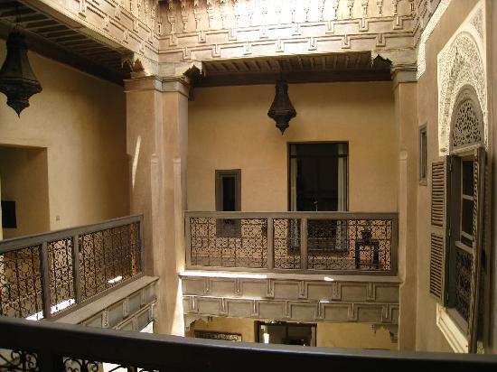 Riad Dar One: Interior