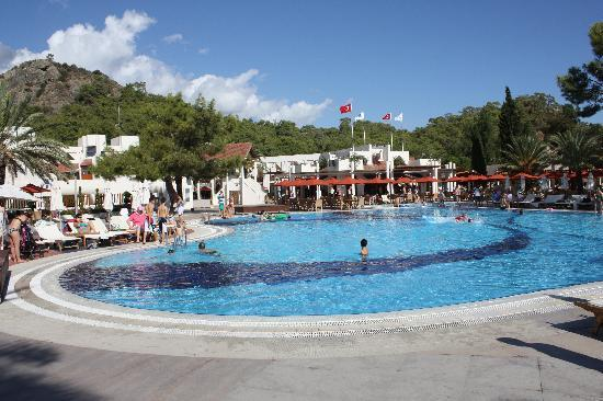 ‪‪Club Med Palmiye‬: Main pool‬