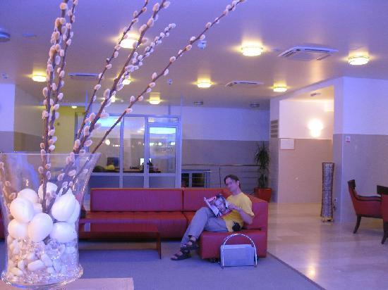 Hotel Quercus: lobby