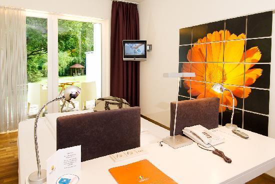 Hotel Krainerhutte Helenental: Design Garden Junior Suite
