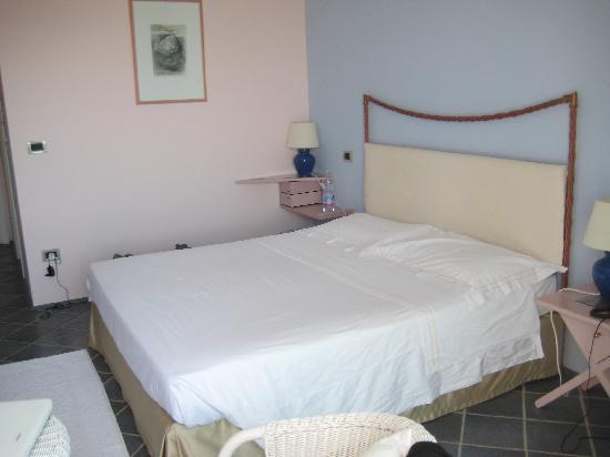 Hotel Luna Lughente: chambre