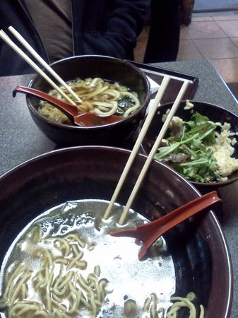 Photo of Japanese Restaurant Suzu Noodle House at 1825 Post St, San Francisco, CA 94115, United States