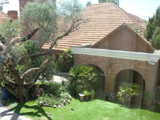 La Casa de Maria Rafaela : 屋上から見た外観