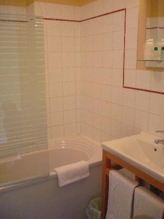 Hotel Alexandra : La salle de bain