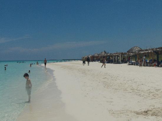 Gran Caribe Club Villa Cojimar: pilar beach