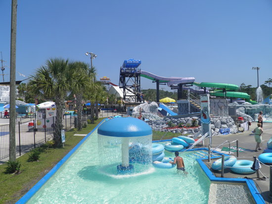Surfside Beach, Carolina Selatan: Water Park