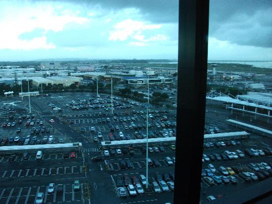 Novotel Auckland Airport: outlook