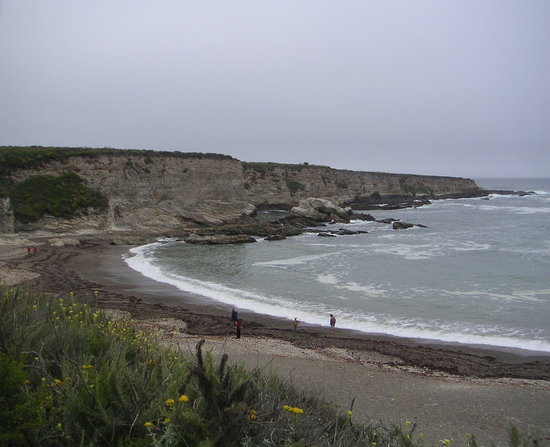 Bay Cruisers - Lost Isle Adventure Tours: The Coves I mentioned of near Montana de Oro