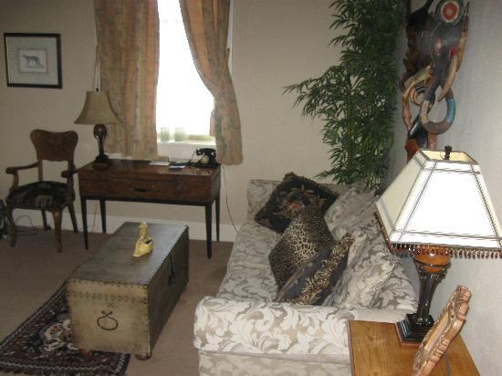 Hotel DeFuniak: Safari Room