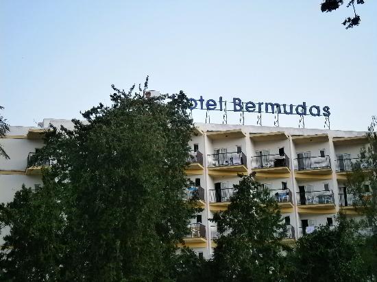 FERGUS Bermudas : Hotel Bermudas