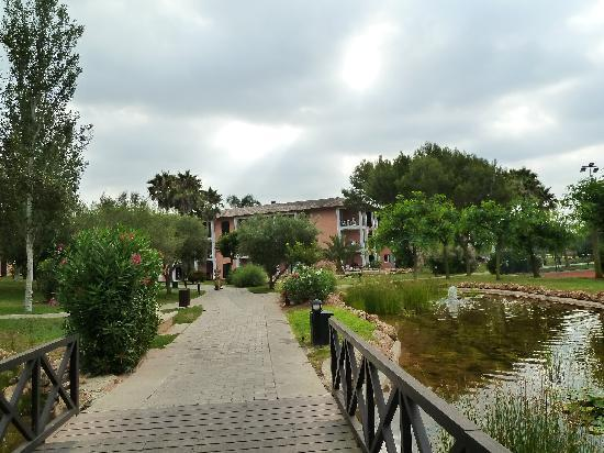 Blau Colonia Sant Jordi Resort & Spa: Weitläufige Anlage