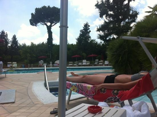 Hotel Mioni Royal San: swimming pool Mioni
