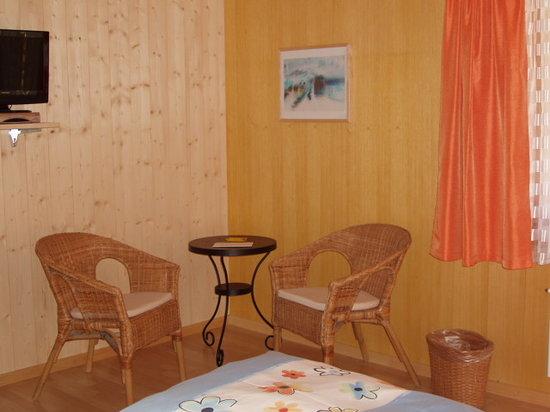 Unter dem Birg, Schweiz: Doppelzimmer Chuenisbärgli
