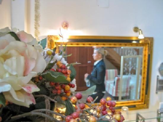 Mooslechners Buergerhaus : Bereich des Badezimmers