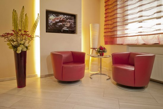 Best Western Raphael Hotel Altona: Hotelhalle