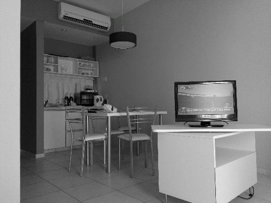 Apart Hotel Via 51 : Habitacion 1