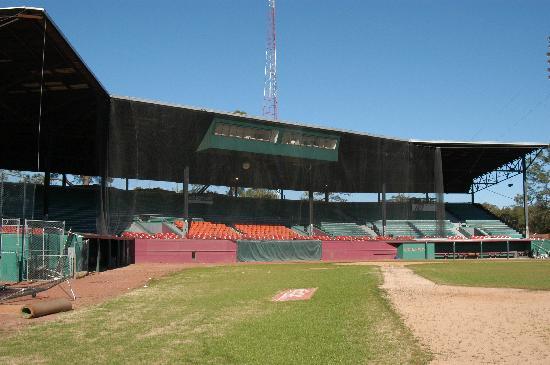 Grayson Stadium: Main Grandstand