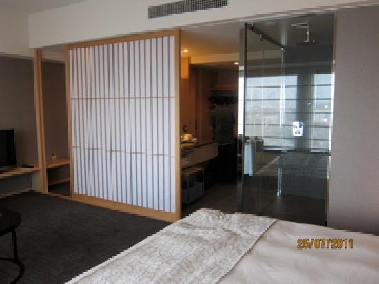 The Capitol Hotel Tokyu: spacious