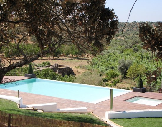 Horta da Moura - Hotel Rural : Swimming-pool