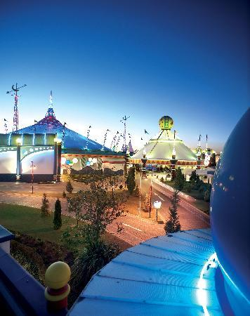 Brakpan, South Africa: Carnival City exterior
