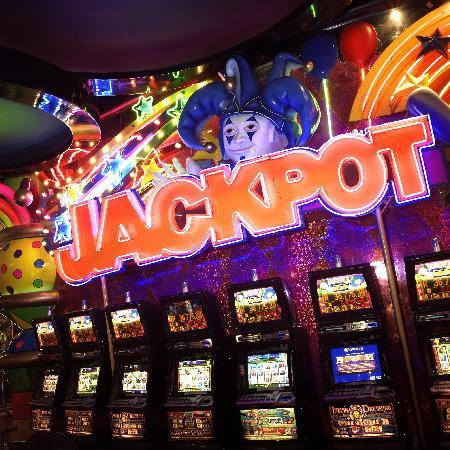 Brakpan, Νότια Αφρική: Casino - Slot Machine - Jackpot