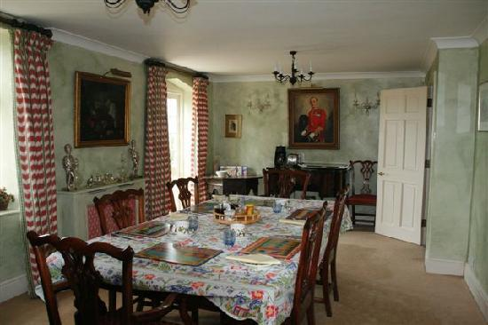 Bartlow, UK : Dining Room